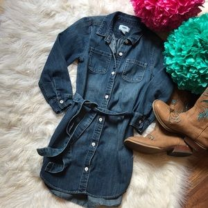 Denim/jean dress
